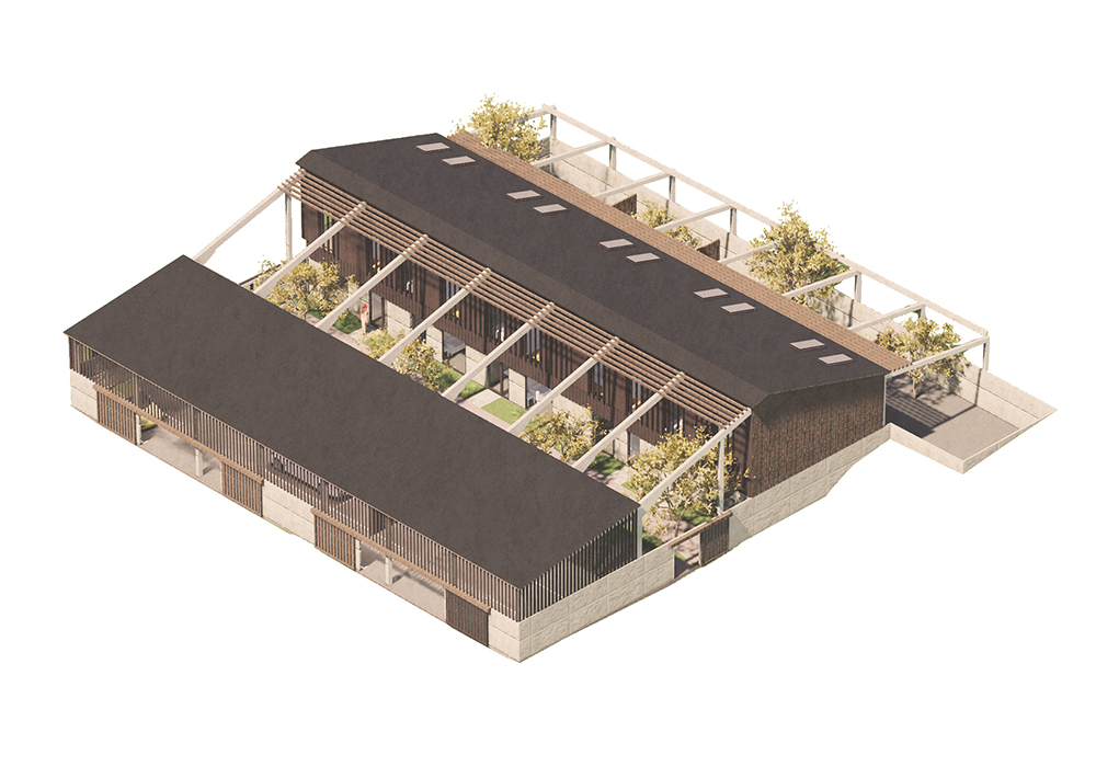 Hillview-Part-Q---Proposed-aerial-view