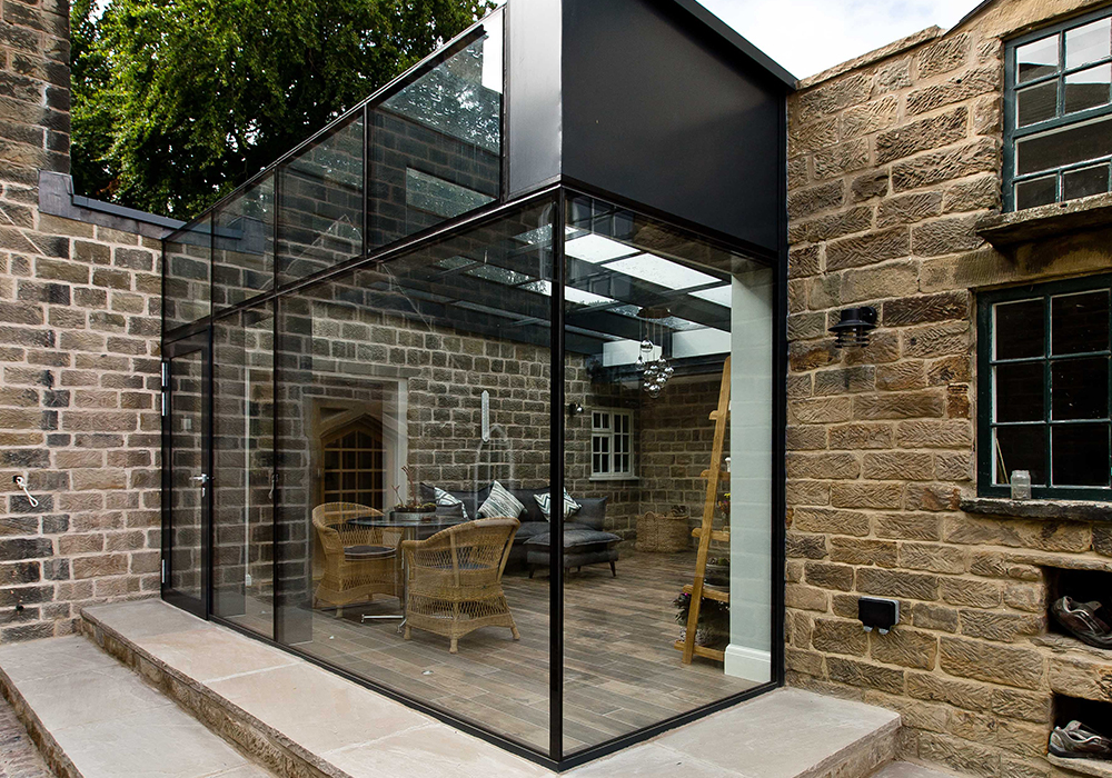 Old-Vicarage,-Barlow-Glass-Extension