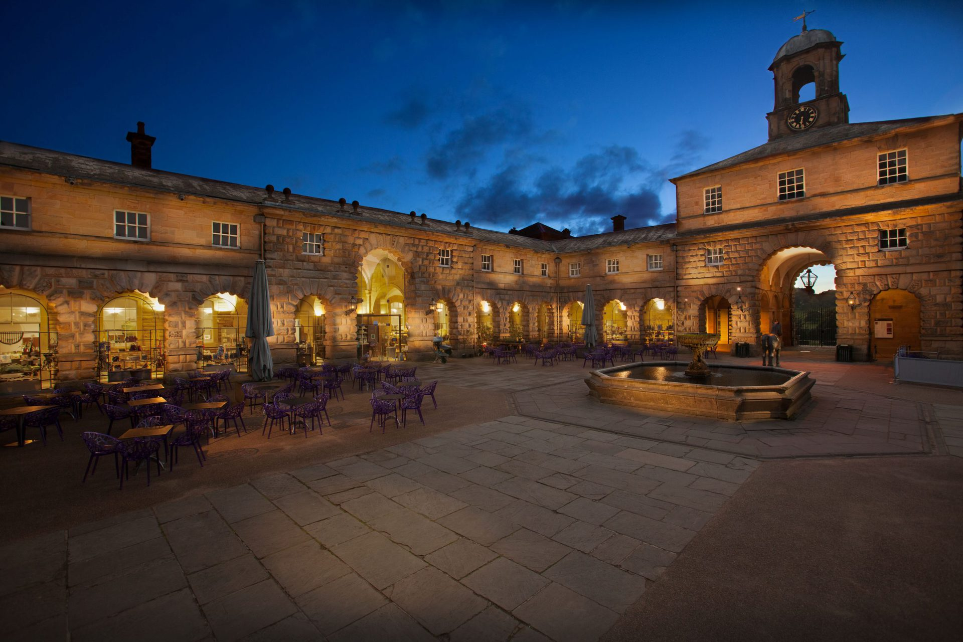 Chatsworth House Stables - HEADER