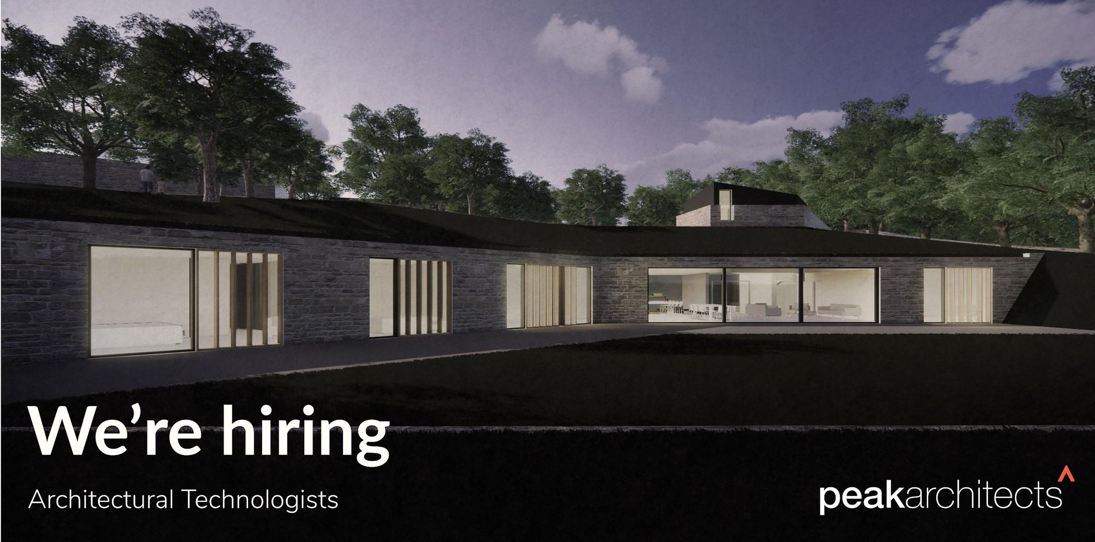 Job advert architectural technologists