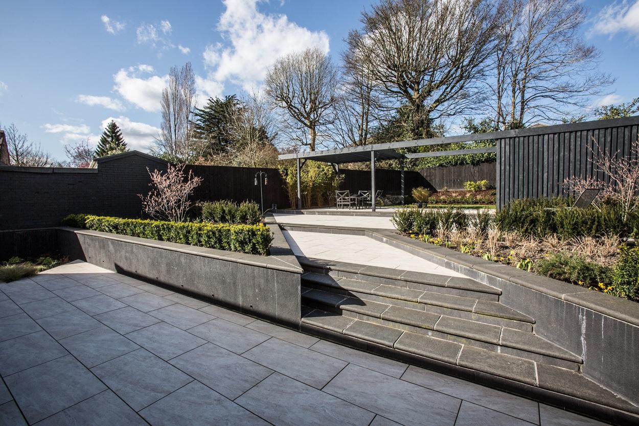 Lynwood - garden