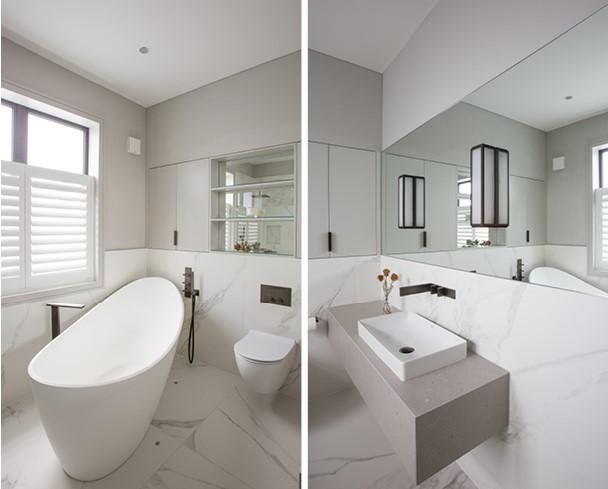 bathroom x2