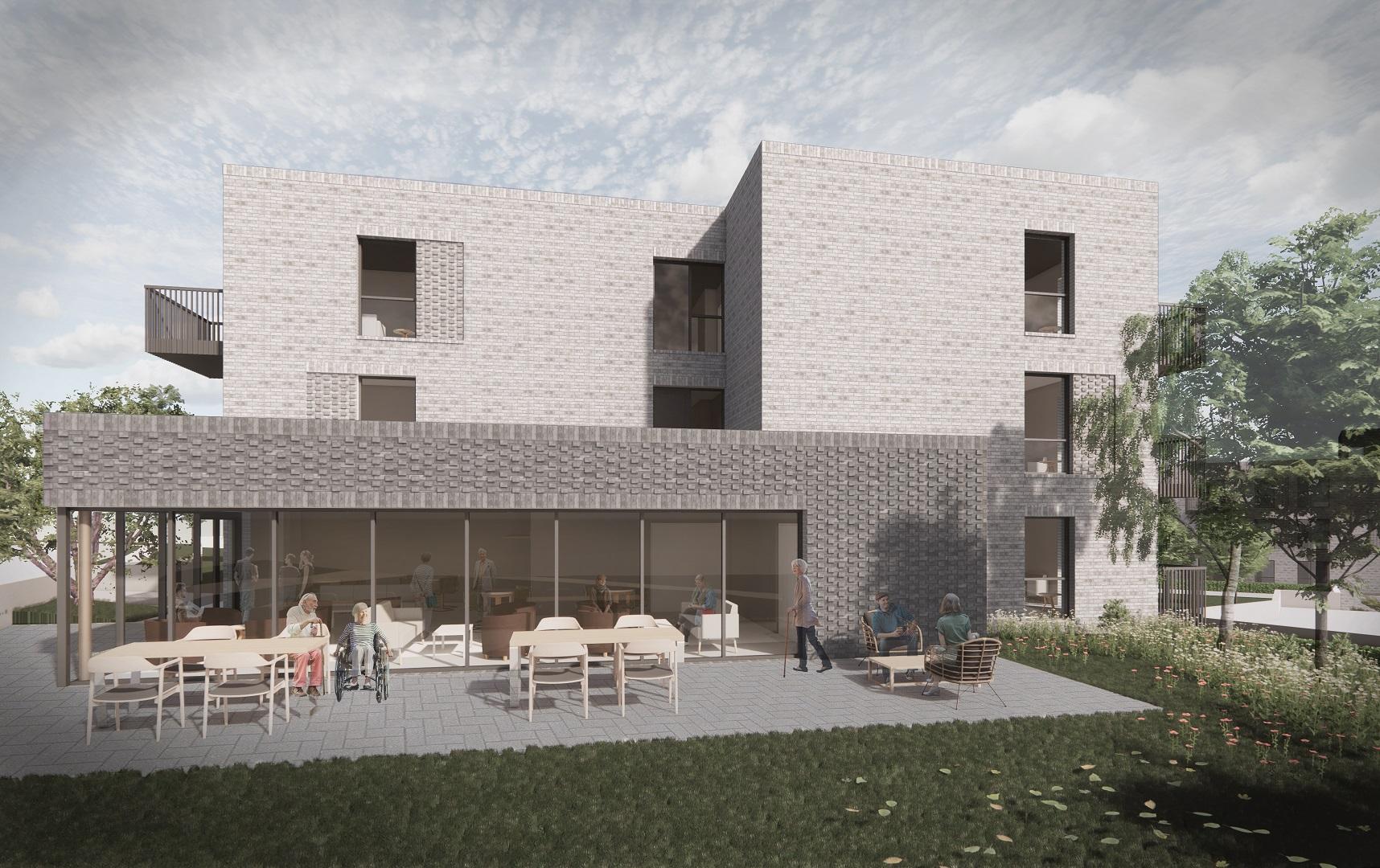 peak architects opil western communal area small