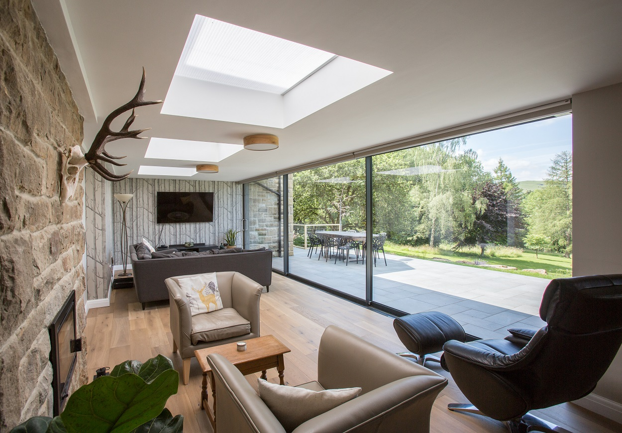 peak architects coppice interior living