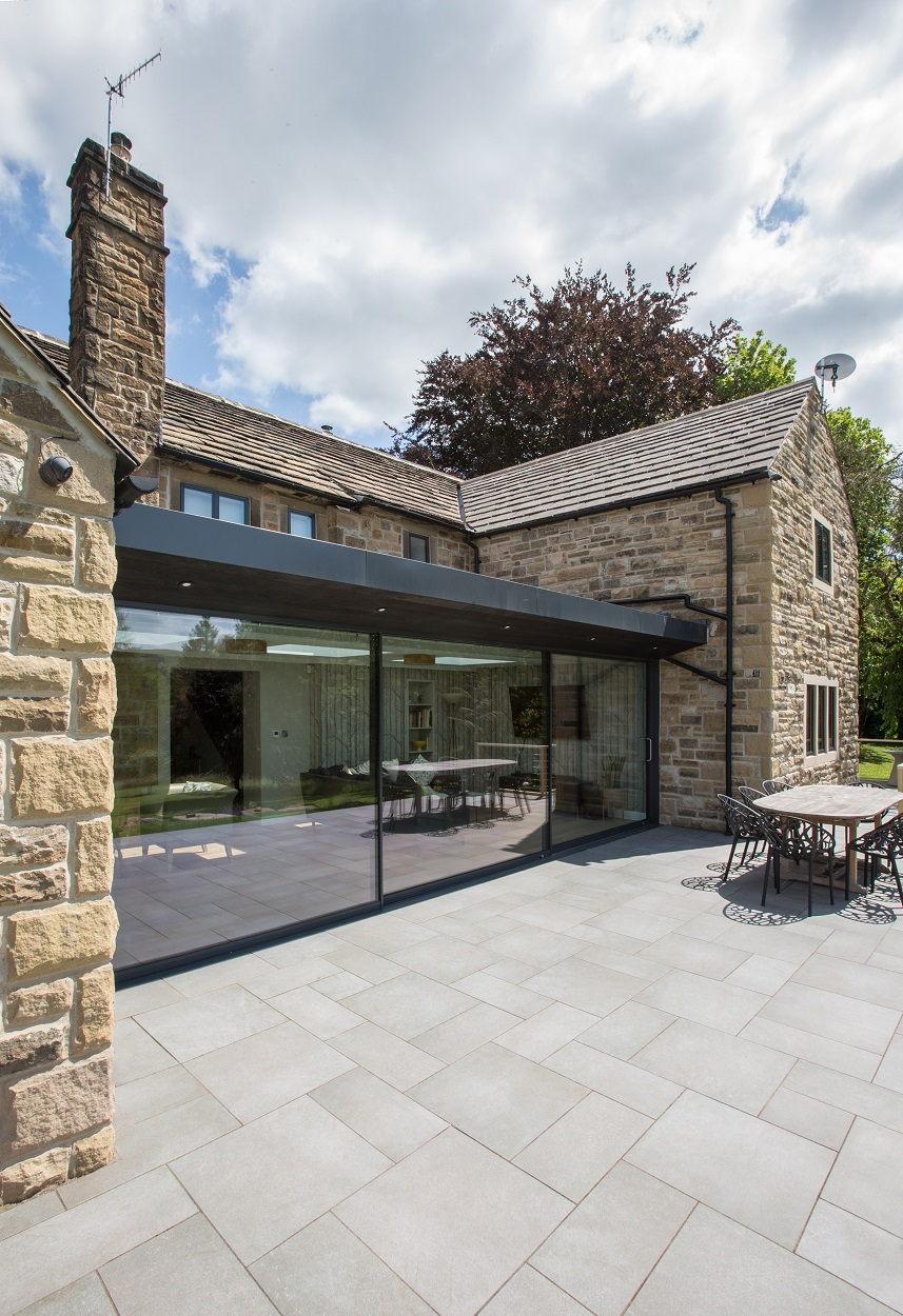 peak architects coppice rear low